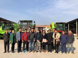西班牙客户来宇田公司参观采购